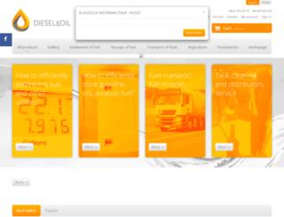 diesel-oil.pl screenshot