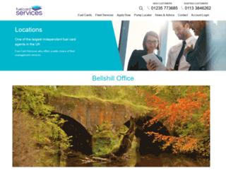dieselink.co.uk screenshot