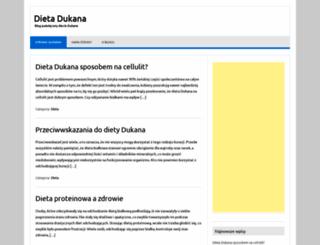 dietadukana.rfk.pl screenshot