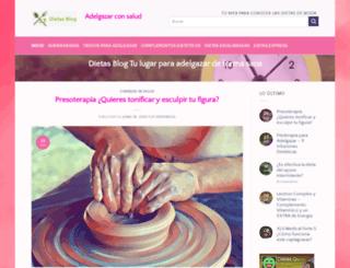 dietasblog.org screenshot