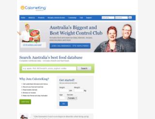 dietclub.com.au screenshot