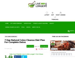 dietcoloncleansing.com screenshot