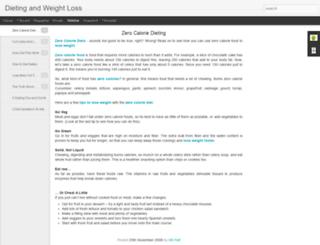 dietingbasics.blogspot.com screenshot