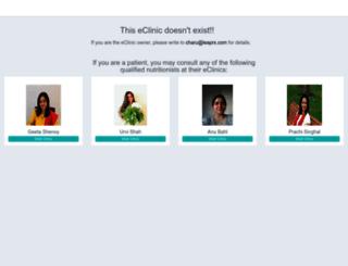 dietitianlavleen.zest.md screenshot