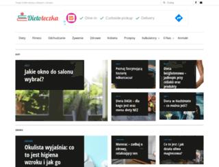 dietoteczka.pl screenshot