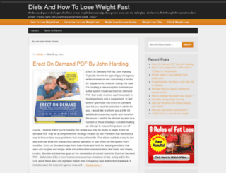 diets-how-to-lose-weight-fast.com screenshot