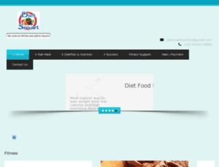 dietsmartnutrition.com screenshot