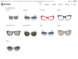 different-eye.com screenshot