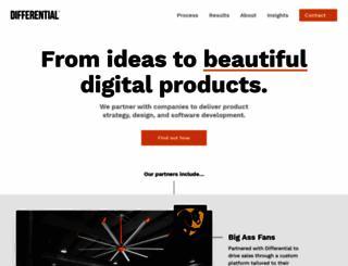 differential.com screenshot