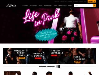 differio.com screenshot