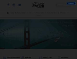 diffuserworld.com screenshot