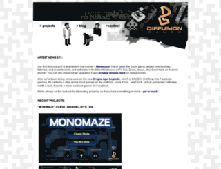 diffusiongames.com screenshot