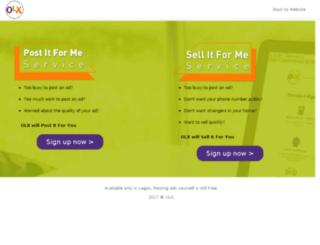 difm.olx.com.ng screenshot