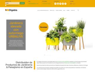 digebis.com screenshot