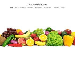 digestionreliefcenter.com screenshot