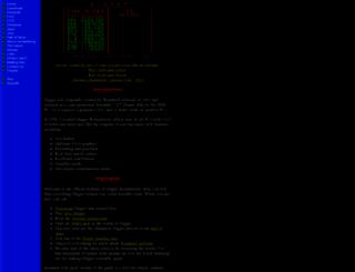 digger.org screenshot