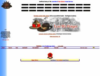 diggerhistory.info screenshot