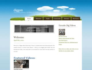 diggun.com screenshot