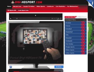 digi-hdsport.com screenshot