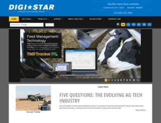 digi-star.com screenshot