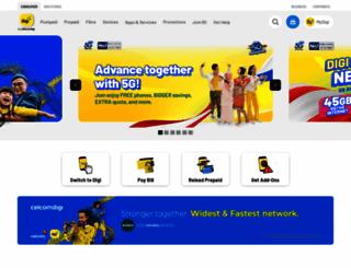 digi.com.my screenshot