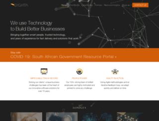 digiata.com screenshot