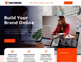 digibrand.com.sg screenshot
