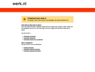 digid.werk.nl screenshot
