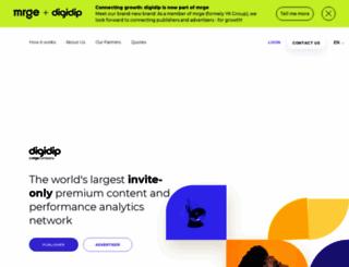 digidip.net screenshot
