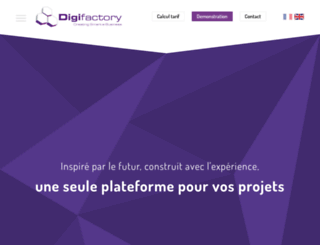 digifactory.fr screenshot