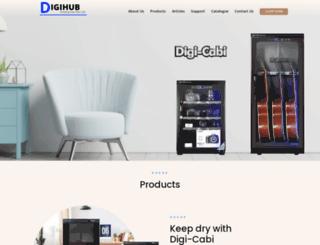digihub.com.sg screenshot