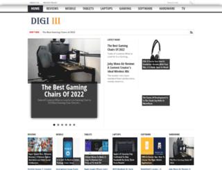 digiiii.com screenshot