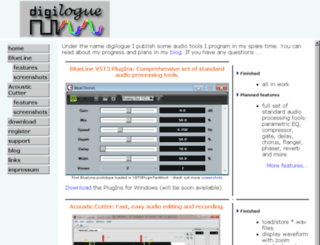 digilogue.de screenshot