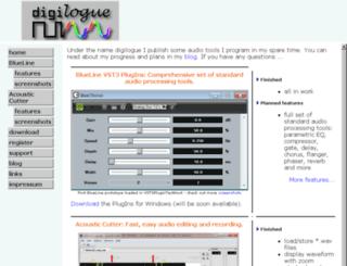 digilogue.de screenshot