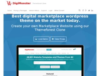 digimarket.sangvish.com screenshot