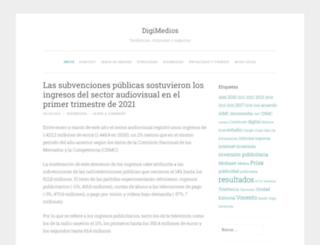 digimedios.es screenshot