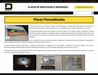 digimetta.com.br screenshot