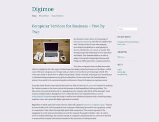 digimoe.com screenshot