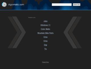 digiomatic.com screenshot