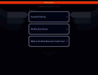 digiparallelimports.co.nz screenshot