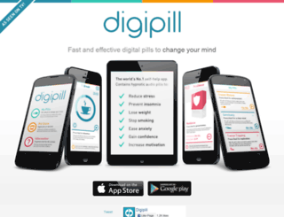 digipill.com screenshot