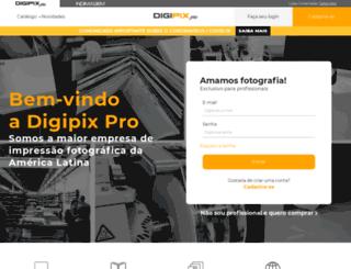 digipixpro.com.br screenshot