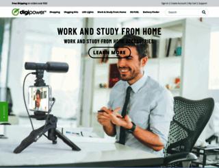 digipowersolutions.com screenshot