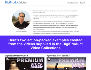 digiproductvideo.com screenshot