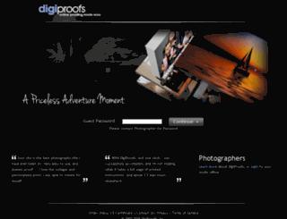 digiproofs.com screenshot