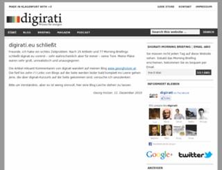 digirati.eu screenshot