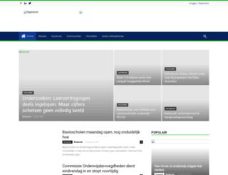 digischool.nl screenshot