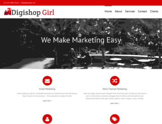 digishopgirl.com screenshot