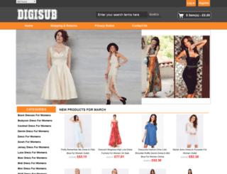 digisub.co.uk screenshot