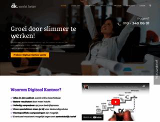 digitaalkantoor.nl screenshot